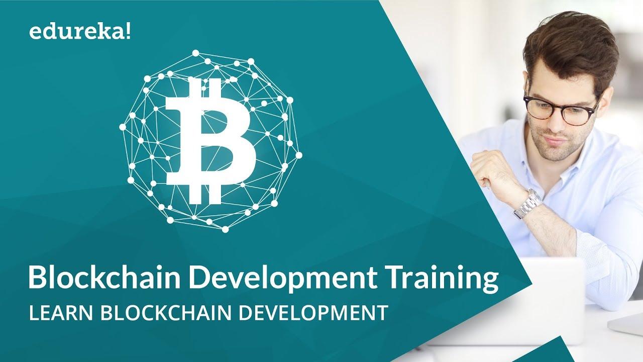 Blockchain Development Training   Blockchain Technology   Blockchain  Explained   Edureka