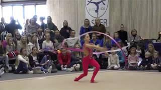 NOR Kamilla D Kvamme ribbon 2018-03-04