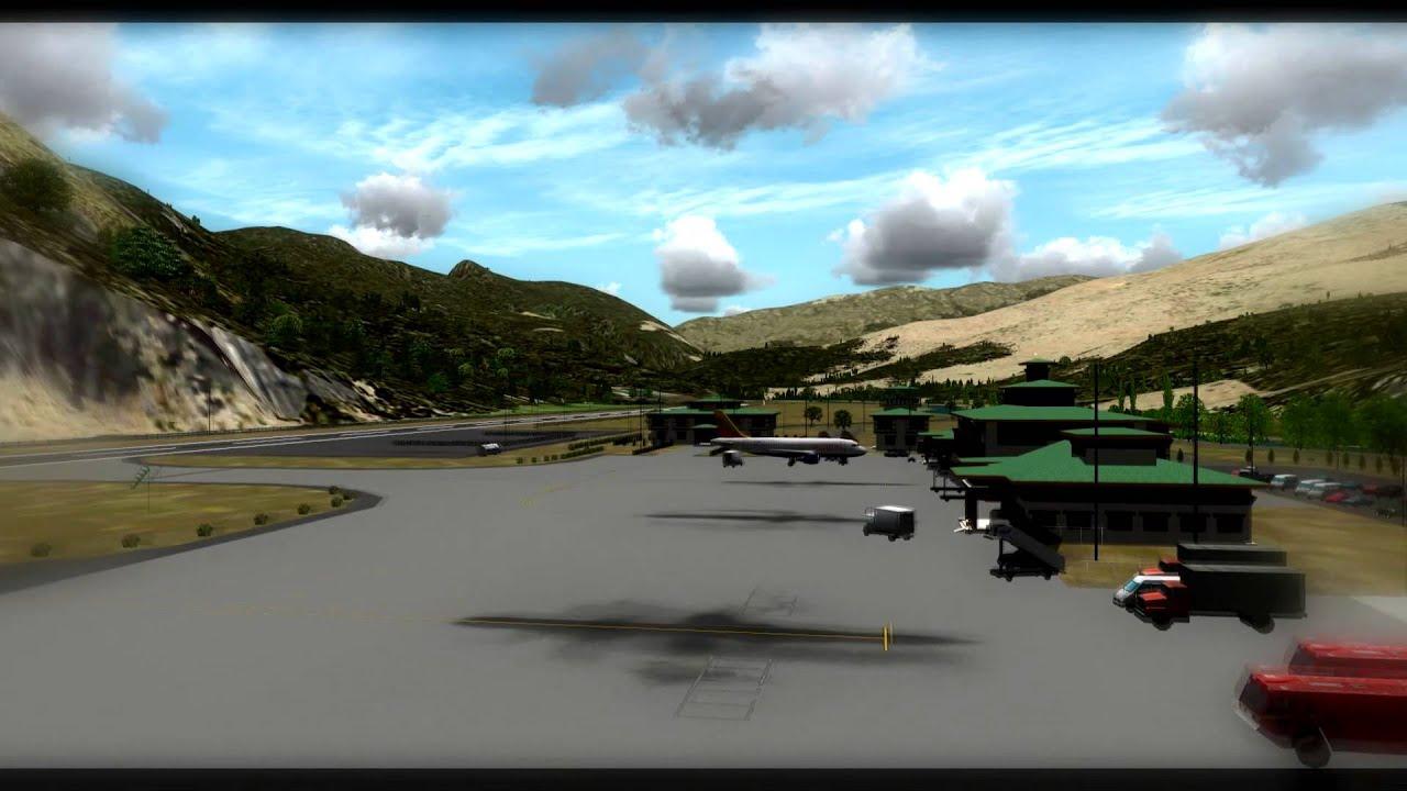 PARO, Bhutan - VQPR - freeware airport - FSopen Forum