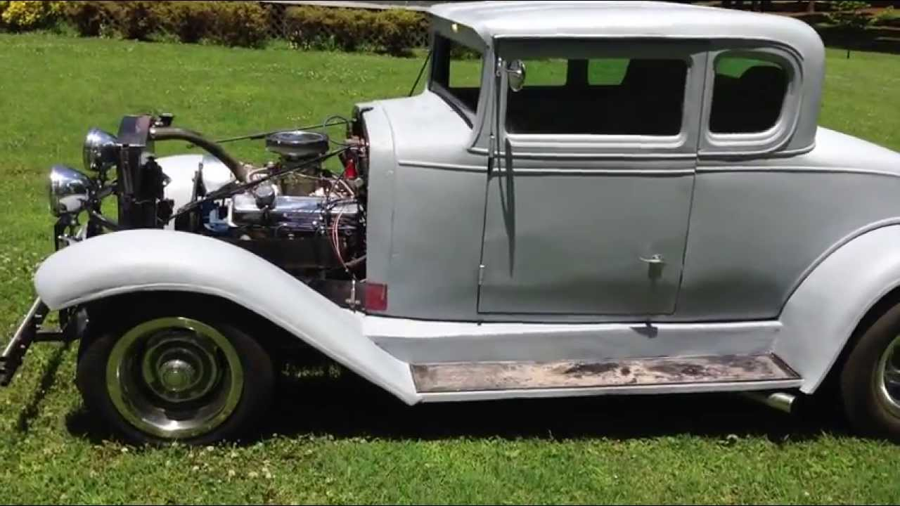 1932 chevrolet 5 window coupe street rod youtube