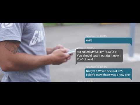 Mystery Text Message   G FUEL