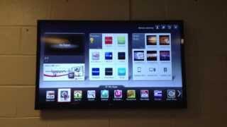 Holmdel Smart TV Kiosk Set Up Thumbnail