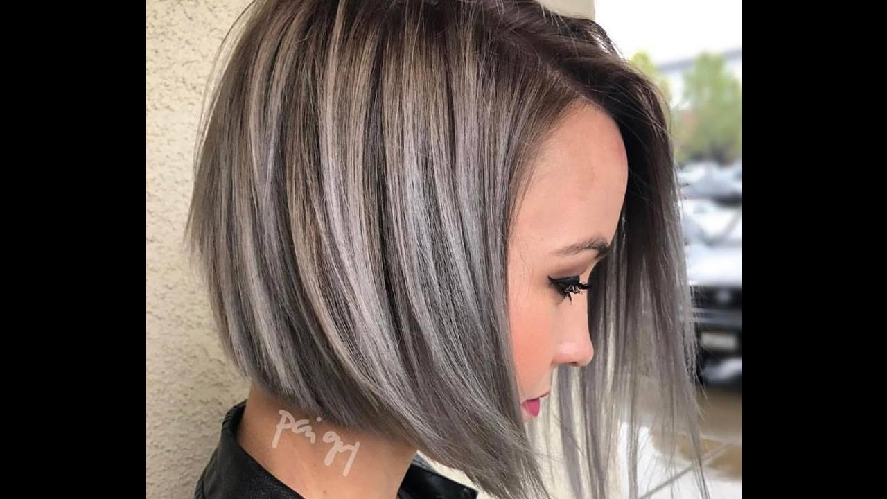 10 COUPES POUR CHEVEUX COURTS - YouTube