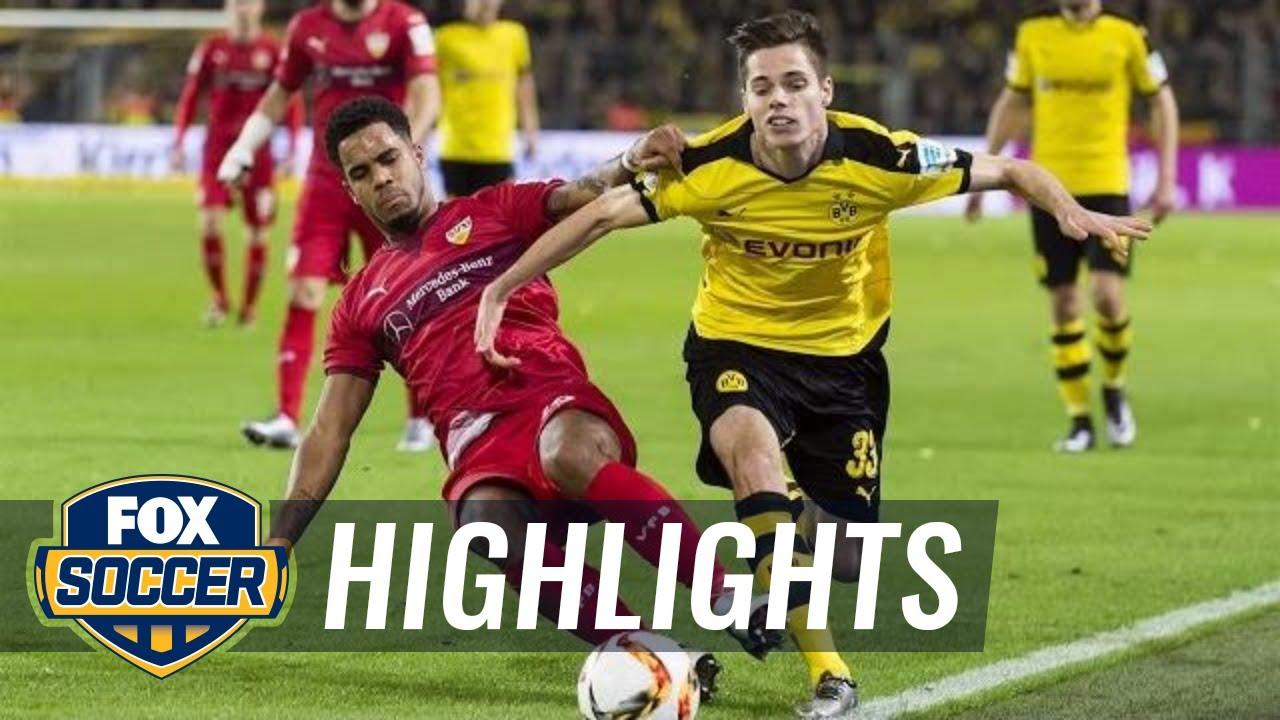 Vfb Vs Dortmund