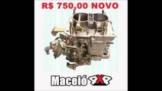 MOTOR CHT ALCOOL CARBURADOR WEB 460 NOVO MACEIO