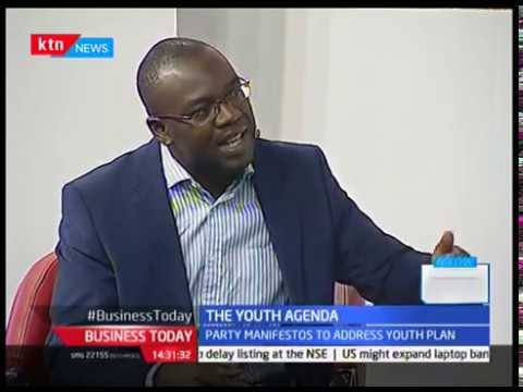 Business Today  The Youth Agenda
