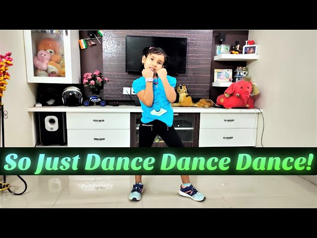 So Just Dance Dance Dance By pari | Line Dance | LearnWithPari