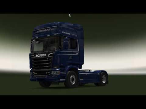 euro truck simulator 2 #1 een nieuw bedrijf