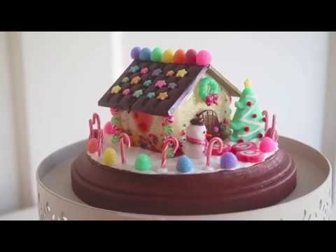 Gingerbread House Collab: How I Made It