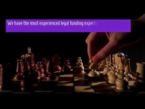 Choosing a legal funding company is like playing chess.
