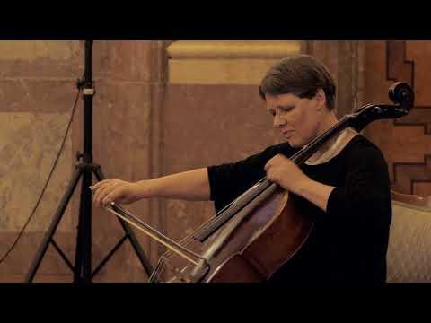 Antonín Dvořák - Silent Woods for Cello, Op.68 No.5