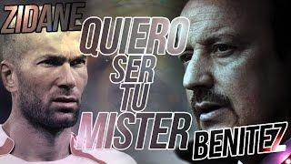 BENITEZ ♥ ZIDANE y MOURINHO RAP// Quiero ser tu Mister // SORA Rap Real Madrid 2016 RAFA BENITEZ RAP