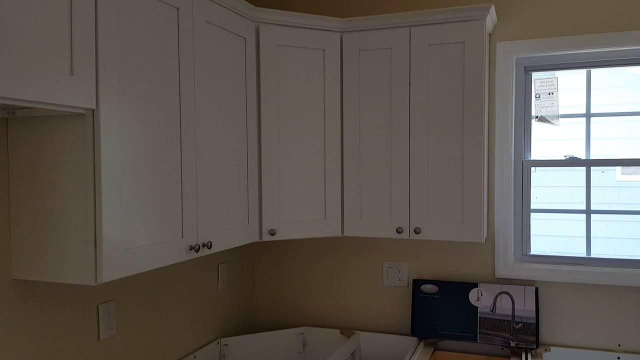 Danvoy Group   Forevermark Ice White Shaker Cabinets