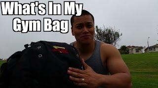 Gym bro bag review