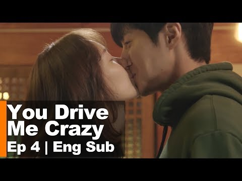"Kim Sun Ho ""I was worried you'd never come back"" [You Drive Me Crazy Ep 4]"