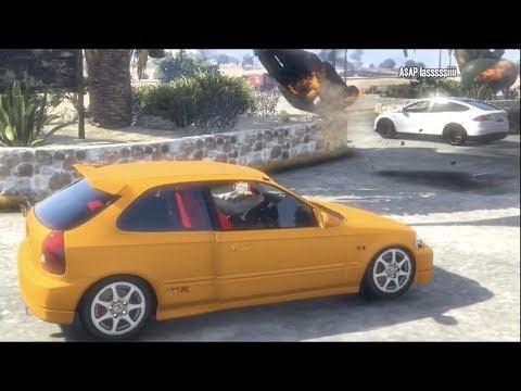 GTA 5 FiveM RP Online - VTEC Broke The Game!! ITS PABLO ESCOBAR!