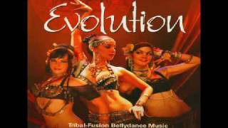 Bellydance Evolution: Saplak  (tribal bellydance music)