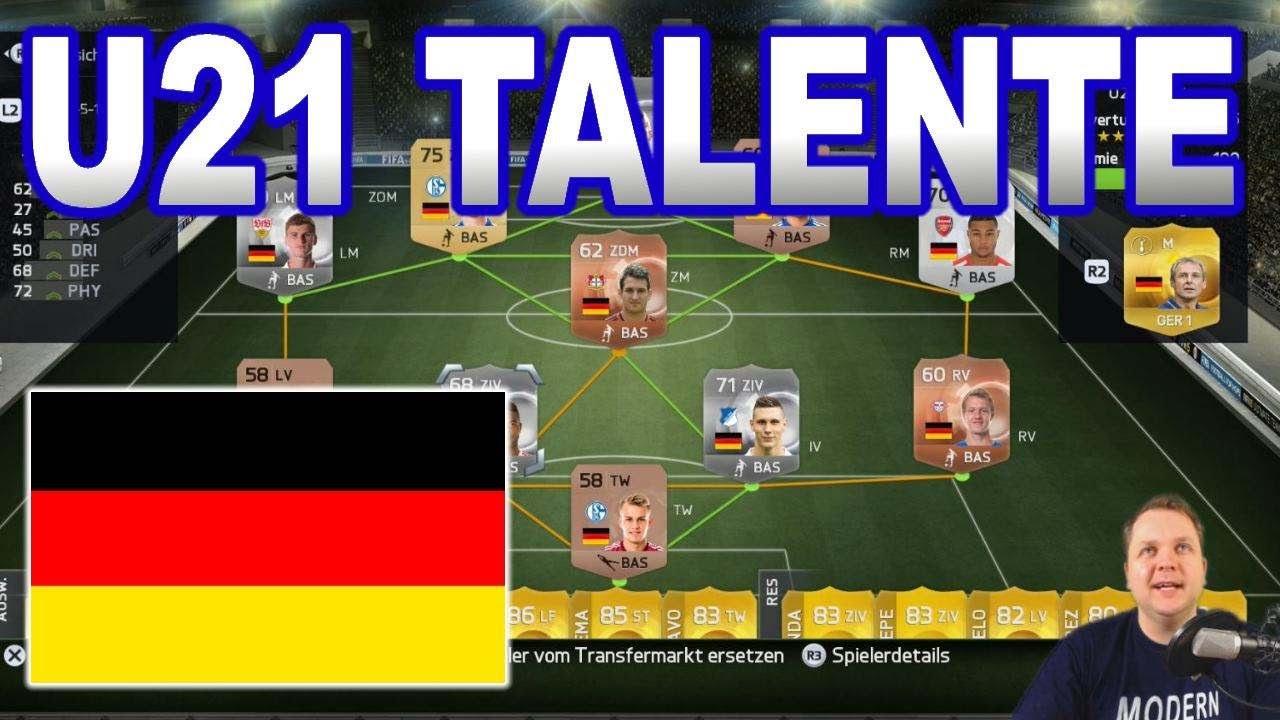 Fifa 15 Beste Talente