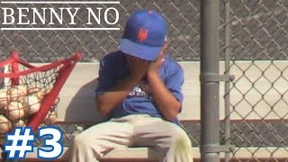 LUMPY GETS BENCHED AND CRIES! | Benny No | LITTLE LEAGUE FALL BALL GAMES #3