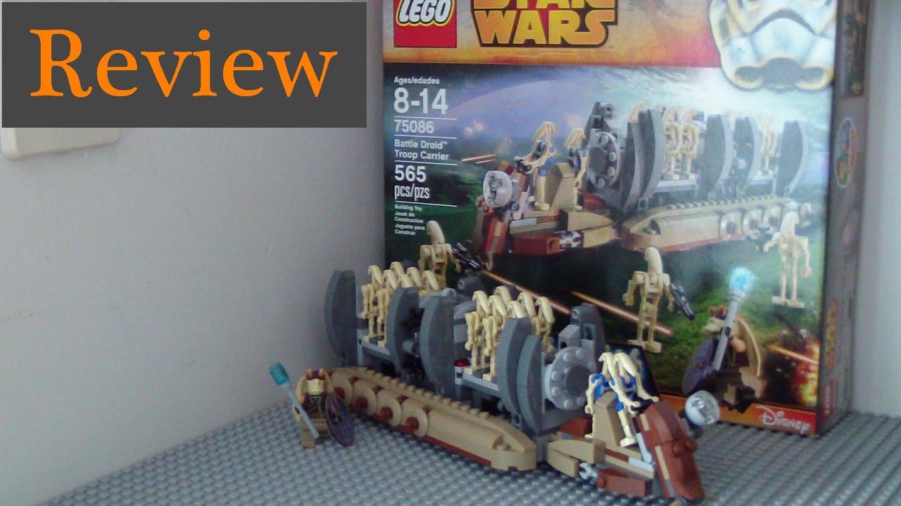 Jual LEGO 7126 STAR WARS Battle Droid Carrier - DKI ...