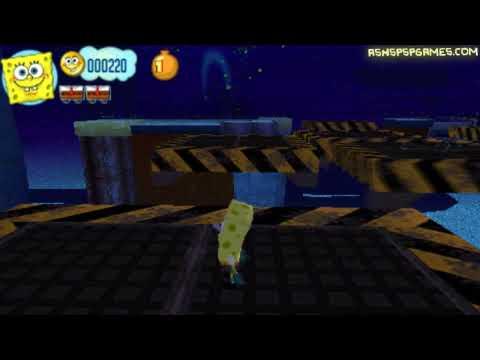 Spongebob's: Truth Or Square - PSP - #03. Bikini Bottom [1/2]
