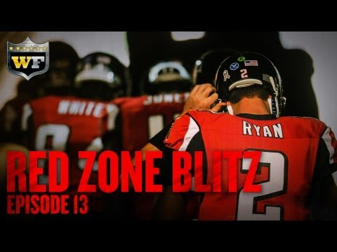 Red Zone Blitz: 2012-2013 NFL Divisional Round Weekend! Breaking Down all Four Matchups!