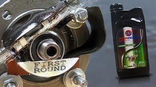 Primerol 5W40 Dynamic Jak skutecznie olej chroni silnik?
