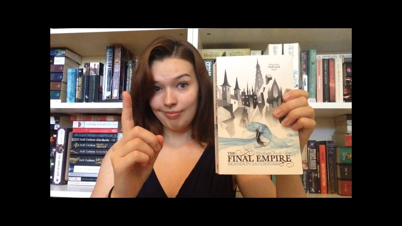 The Final Empire by Brandon Sanderson book review