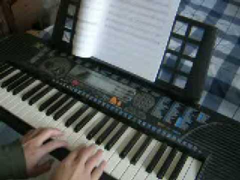 Yamaha Keyboard Keys