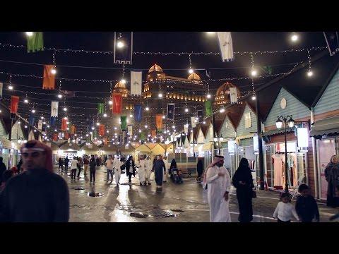 Watch ILQ's visual tour of Qatar's Magical Festival Village