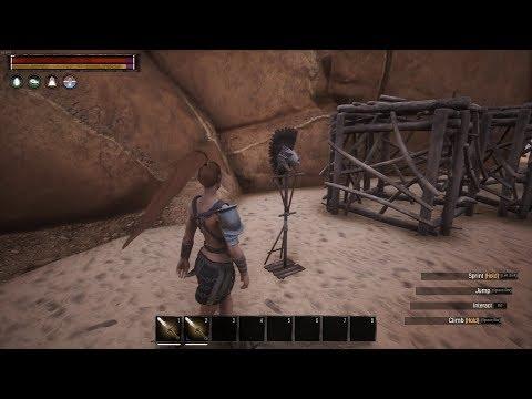 Conan Exiles: Where to get Hyena Armor recipe.