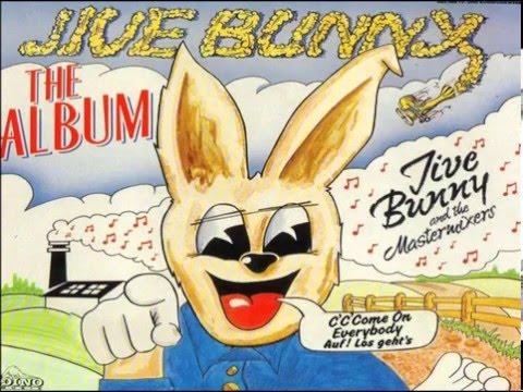 Jive Bunny & The Mastermixers - The Album (FULL CD)