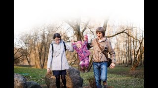 Семья из Беларуси: хотелось бы больше детей, но финансы не позволяют