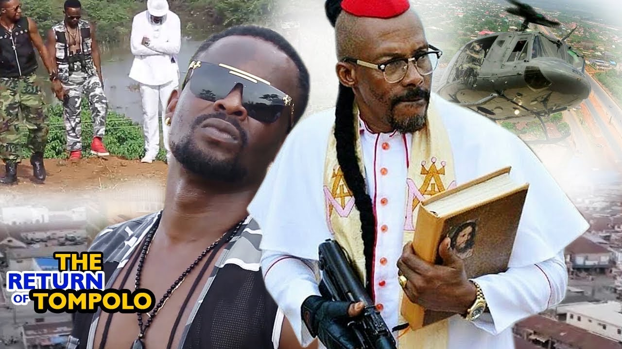 Download Return Of Tompolo 1$2 - 2018 Latest Nigerian Nollywood Movie/African Movie New Released  Full Hd