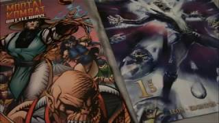 RMG Vlog Day Fifteen Comic Book Section Part Seven
