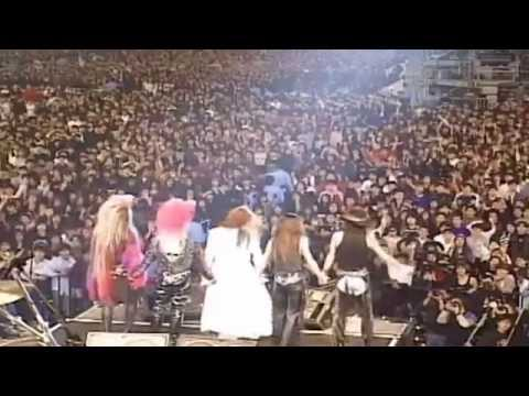 X JAPAN - Say Anything (Tokyo Dome 1992.1.7)