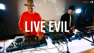 Live Evil Performs