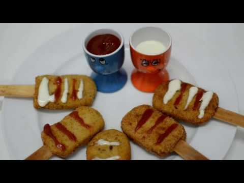 Homemade Chickpea And Chicken Nuggets For Kids