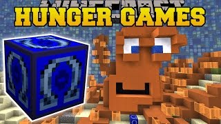 Minecraft: AQUARIUM HUNGER GAMES - Lucky Block Mod - Modded Mini-Game