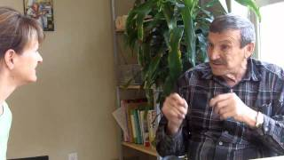 Sam Massey overcomes Liver & Lung Cancer with the Help of Kangen Water  Part1a