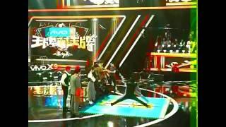 """【TFBOYS王源】TFBOYS《王源""""王牌对王牌""""第二季》第十期播出花絮Part.1""""王祖蓝和努力的小源比劈腿""""王源Focus-Roy Wang"""