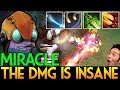 THE DAMAGE IS INSANE | MIDDLE TINKER by Miracle- Dota 2 7.07c