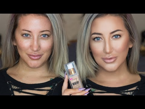 Covergirl Vitalist Healthy Elixir Foundation Review | COMBO SKIN