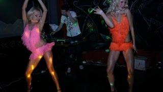 Танцы под клубную музыку