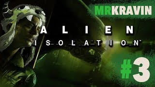 Alien: Isolation  Hard Mode   3  - Trapped In The Hospital With No Health Insurance