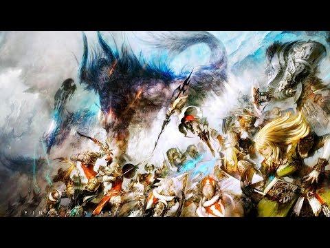 [Live] Final Fantasy XIV แนะนำ ระบบ+อาชีพ เบื้องต้น