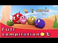JUMPERS | 2017 Full Movie Cartoon | Angel and Devil | Cartoons For Children | Kids TV Shows