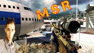 COD MW3 MULTIPLAYER FREE FOR ALL MSR SNIPER ON TERMINAL PC