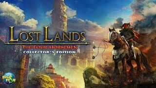Lost Lands: The Four Horsemen Longplay/Walkthrough NO COMMENTARY (Collector's Edition)