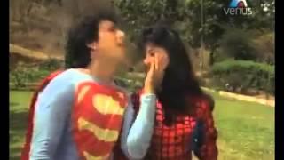 India Superman Spider Woman